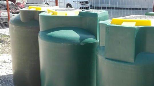 Fose septice ecologice - Solutii simple ecologice - Un produs oferit de EcoColect - Sibiu